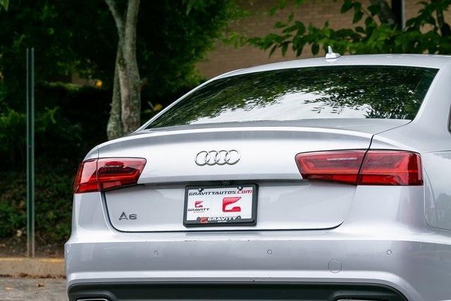 Used 2018 Audi A6 2.0T Premium for sale $28,973 at Gravity Autos Atlanta in Chamblee GA 30341 4