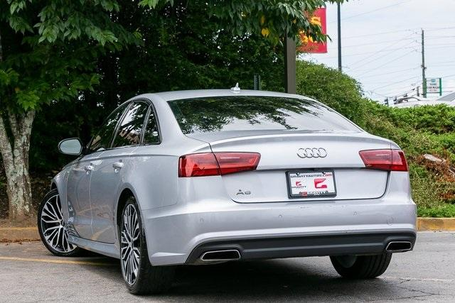 Used 2018 Audi A6 2.0T Premium for sale $28,973 at Gravity Autos Atlanta in Chamblee GA 30341 43