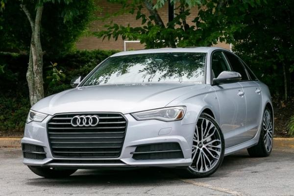 Used Used 2018 Audi A6 2.0T Premium for sale $31,495 at Gravity Autos Atlanta in Chamblee GA