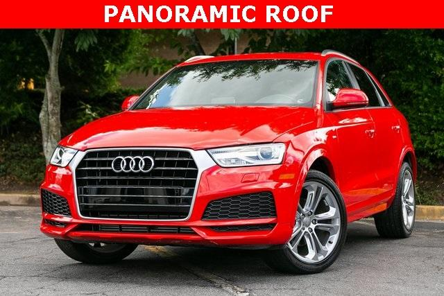 Used 2018 Audi Q3 2.0T Premium for sale $26,995 at Gravity Autos Atlanta in Chamblee GA 30341 2