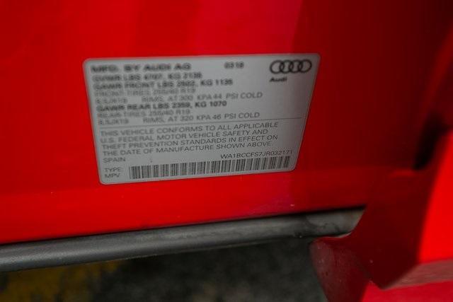 Used 2018 Audi Q3 2.0T Premium for sale $26,995 at Gravity Autos Atlanta in Chamblee GA 30341 29