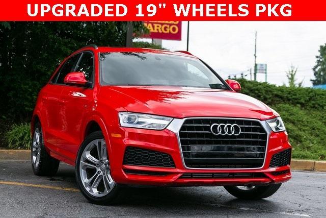 Used 2018 Audi Q3 2.0T Premium for sale $26,995 at Gravity Autos Atlanta in Chamblee GA 30341 3