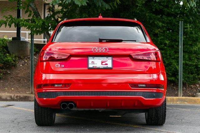 Used 2018 Audi Q3 2.0T Premium for sale $26,995 at Gravity Autos Atlanta in Chamblee GA 30341 38