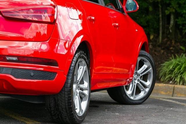 Used 2018 Audi Q3 2.0T Premium for sale $26,995 at Gravity Autos Atlanta in Chamblee GA 30341 41