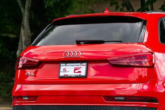 Used 2018 Audi Q3 2.0T Premium for sale $26,995 at Gravity Autos Atlanta in Chamblee GA 30341 42