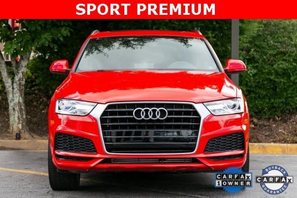 Used Used 2018 Audi Q3 2.0T Premium for sale $26,995 at Gravity Autos Atlanta in Chamblee GA