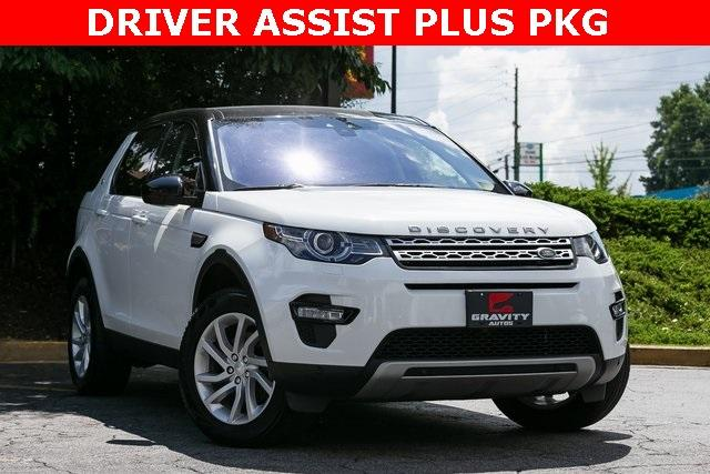 Used 2018 Land Rover Discovery Sport HSE for sale $33,795 at Gravity Autos Atlanta in Chamblee GA 30341 3