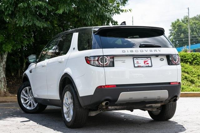 Used 2018 Land Rover Discovery Sport HSE for sale $33,795 at Gravity Autos Atlanta in Chamblee GA 30341 37