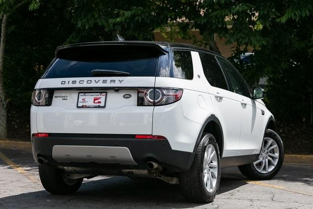 Used 2018 Land Rover Discovery Sport HSE for sale $33,795 at Gravity Autos Atlanta in Chamblee GA 30341 40