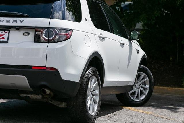 Used 2018 Land Rover Discovery Sport HSE for sale $33,795 at Gravity Autos Atlanta in Chamblee GA 30341 41