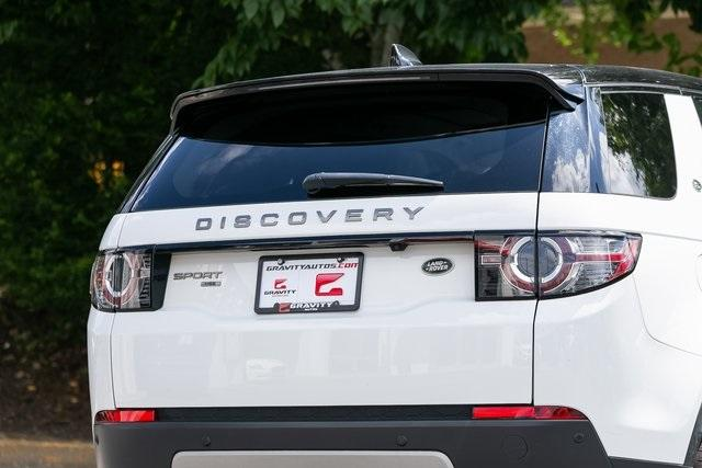 Used 2018 Land Rover Discovery Sport HSE for sale $33,795 at Gravity Autos Atlanta in Chamblee GA 30341 42
