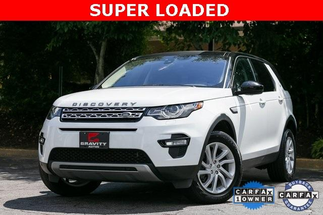 Used 2018 Land Rover Discovery Sport HSE for sale $33,795 at Gravity Autos Atlanta in Chamblee GA 30341 1