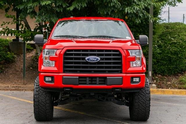 Used 2017 Ford F-150 XLT for sale $36,995 at Gravity Autos Atlanta in Chamblee GA 30341 2