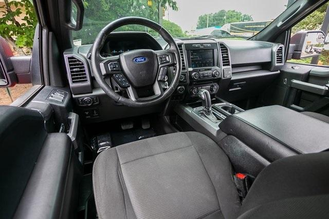 Used 2017 Ford F-150 XLT for sale $36,995 at Gravity Autos Atlanta in Chamblee GA 30341 4