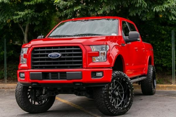 Used Used 2017 Ford F-150 XLT for sale $36,995 at Gravity Autos Atlanta in Chamblee GA