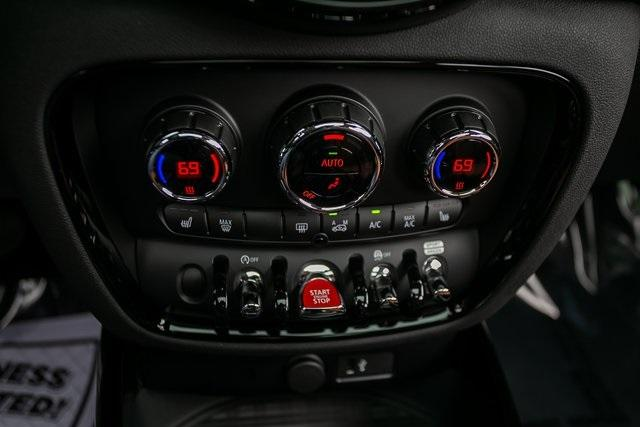 Used 2021 MINI Cooper S Clubman Iconic for sale Sold at Gravity Autos Atlanta in Chamblee GA 30341 21