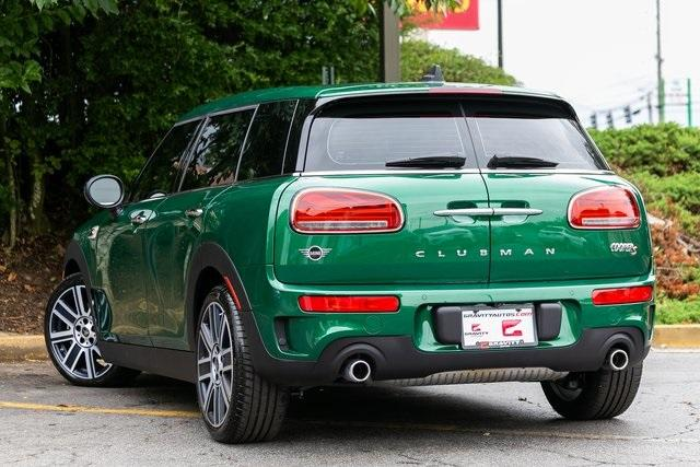 Used 2021 MINI Cooper S Clubman Iconic for sale Sold at Gravity Autos Atlanta in Chamblee GA 30341 35