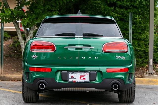 Used 2021 MINI Cooper S Clubman Iconic for sale Sold at Gravity Autos Atlanta in Chamblee GA 30341 36