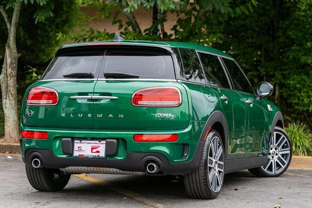 Used 2021 MINI Cooper S Clubman Iconic for sale Sold at Gravity Autos Atlanta in Chamblee GA 30341 37