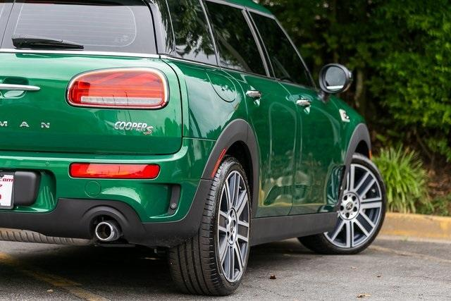 Used 2021 MINI Cooper S Clubman Iconic for sale Sold at Gravity Autos Atlanta in Chamblee GA 30341 39