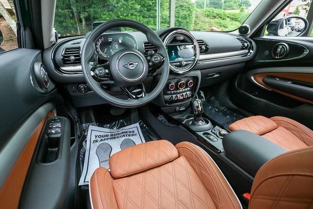 Used 2021 MINI Cooper S Clubman Iconic for sale Sold at Gravity Autos Atlanta in Chamblee GA 30341 4