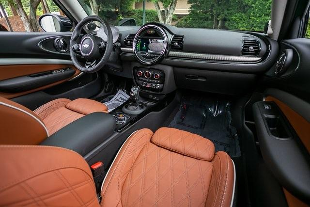 Used 2021 MINI Cooper S Clubman Iconic for sale Sold at Gravity Autos Atlanta in Chamblee GA 30341 6