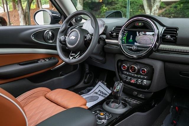 Used 2021 MINI Cooper S Clubman Iconic for sale Sold at Gravity Autos Atlanta in Chamblee GA 30341 7