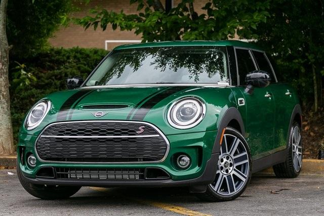 Used 2021 MINI Cooper S Clubman Iconic for sale Sold at Gravity Autos Atlanta in Chamblee GA 30341 1