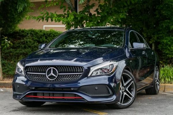 Used Used 2018 Mercedes-Benz CLA CLA 250 for sale $30,995 at Gravity Autos Atlanta in Chamblee GA