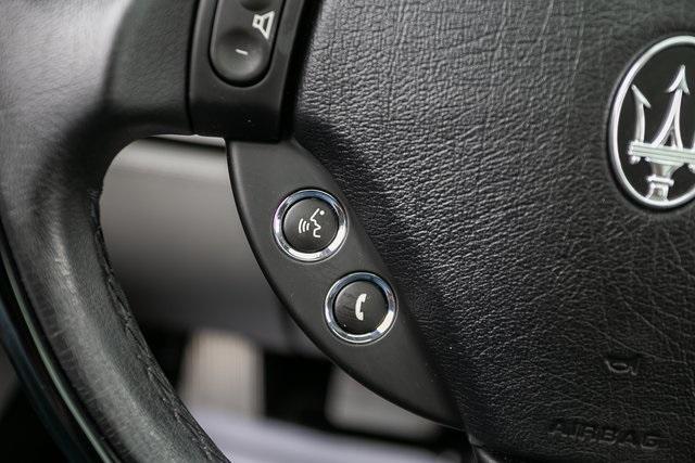 Used 2013 Maserati Quattroporte S for sale $35,995 at Gravity Autos Atlanta in Chamblee GA 30341 12