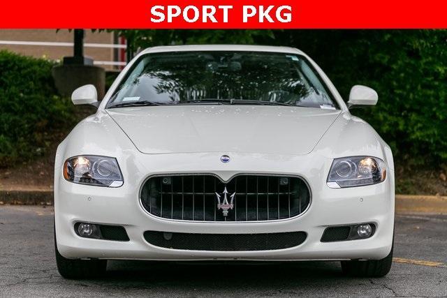 Used 2013 Maserati Quattroporte S for sale $35,995 at Gravity Autos Atlanta in Chamblee GA 30341 2