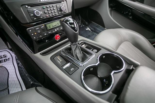 Used 2013 Maserati Quattroporte S for sale $35,995 at Gravity Autos Atlanta in Chamblee GA 30341 20