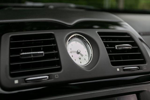 Used 2013 Maserati Quattroporte S for sale $35,995 at Gravity Autos Atlanta in Chamblee GA 30341 28