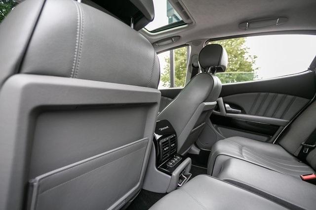 Used 2013 Maserati Quattroporte S for sale $35,995 at Gravity Autos Atlanta in Chamblee GA 30341 38
