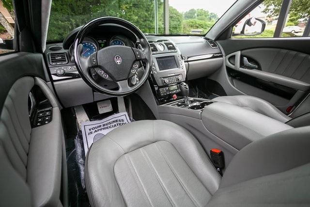 Used 2013 Maserati Quattroporte S for sale $35,995 at Gravity Autos Atlanta in Chamblee GA 30341 4