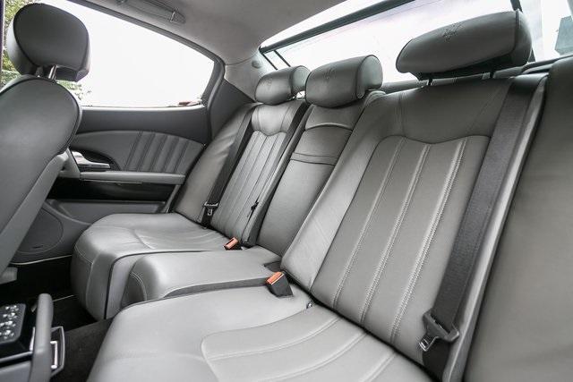 Used 2013 Maserati Quattroporte S for sale $35,995 at Gravity Autos Atlanta in Chamblee GA 30341 42