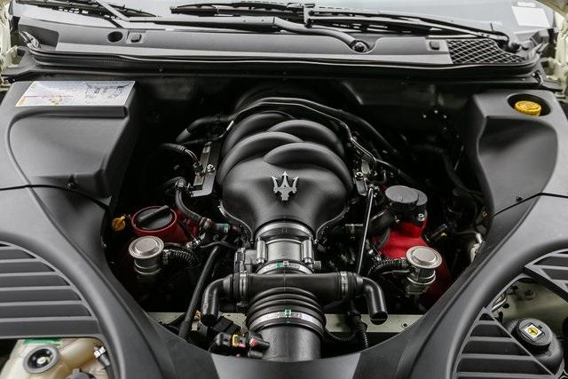 Used 2013 Maserati Quattroporte S for sale $35,995 at Gravity Autos Atlanta in Chamblee GA 30341 50