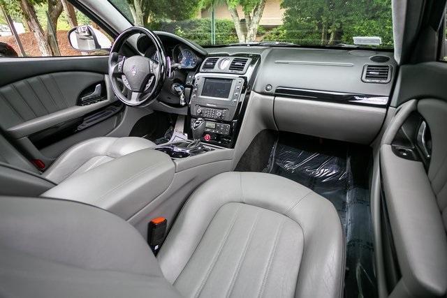Used 2013 Maserati Quattroporte S for sale $35,995 at Gravity Autos Atlanta in Chamblee GA 30341 6