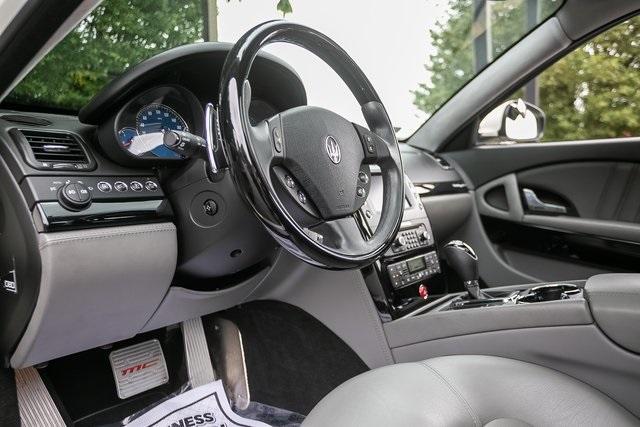 Used 2013 Maserati Quattroporte S for sale $35,995 at Gravity Autos Atlanta in Chamblee GA 30341 8