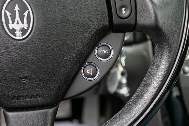 Used 2013 Maserati Quattroporte S for sale $35,995 at Gravity Autos Atlanta in Chamblee GA 30341 9