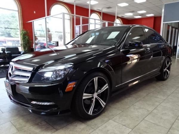 Used 2011 Mercedes-Benz C-Class C300 Sport for sale Sold at Gravity Autos in Roswell GA 30076 3