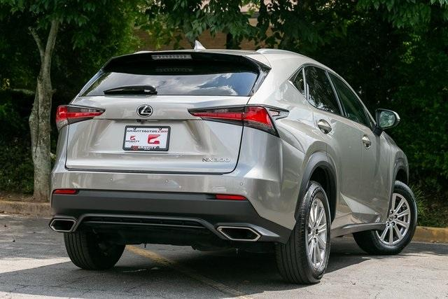 Used 2019 Lexus NX 300 Base for sale Sold at Gravity Autos Atlanta in Chamblee GA 30341 43