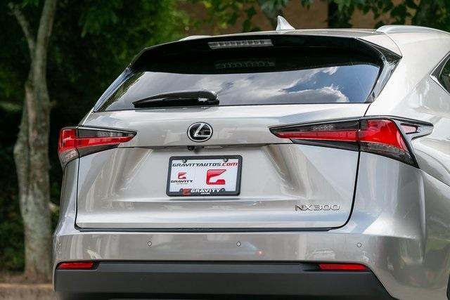 Used 2019 Lexus NX 300 Base for sale Sold at Gravity Autos Atlanta in Chamblee GA 30341 45