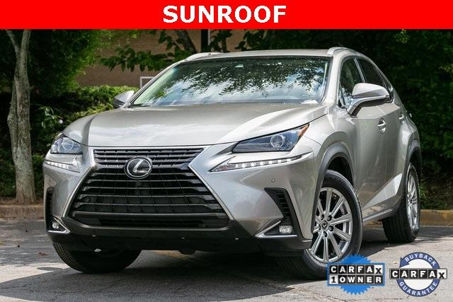 Used 2019 Lexus NX 300 Base for sale Sold at Gravity Autos Atlanta in Chamblee GA 30341 1