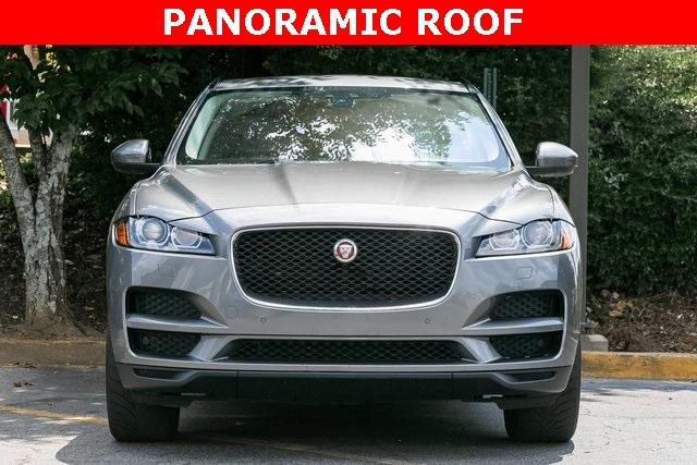 Used 2017 Jaguar F-PACE 35t Prestige for sale Sold at Gravity Autos Atlanta in Chamblee GA 30341 2