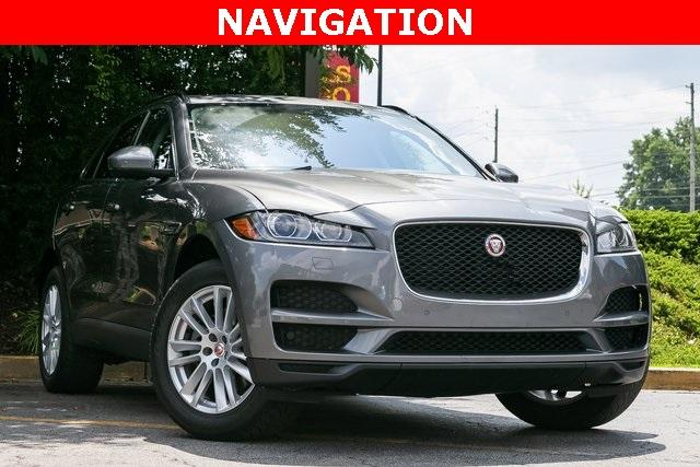 Used 2017 Jaguar F-PACE 35t Prestige for sale Sold at Gravity Autos Atlanta in Chamblee GA 30341 3
