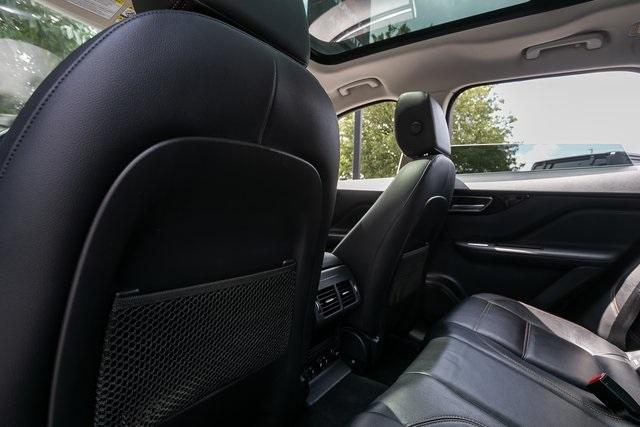 Used 2017 Jaguar F-PACE 35t Prestige for sale Sold at Gravity Autos Atlanta in Chamblee GA 30341 35