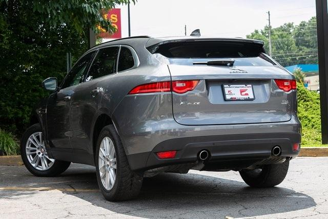 Used 2017 Jaguar F-PACE 35t Prestige for sale Sold at Gravity Autos Atlanta in Chamblee GA 30341 39