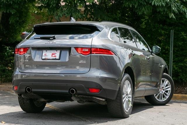 Used 2017 Jaguar F-PACE 35t Prestige for sale Sold at Gravity Autos Atlanta in Chamblee GA 30341 42