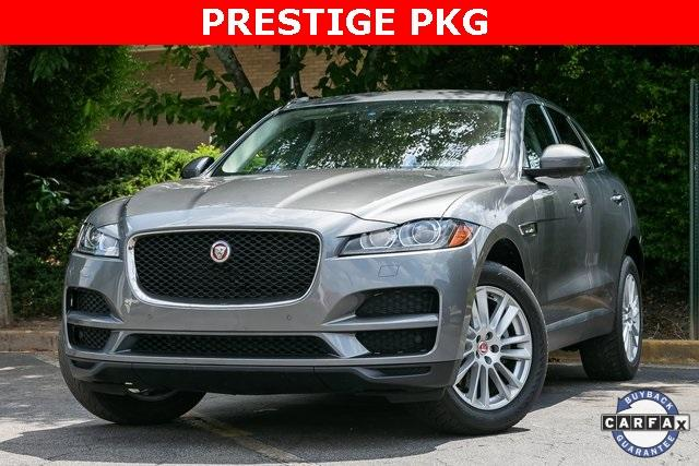 Used 2017 Jaguar F-PACE 35t Prestige for sale Sold at Gravity Autos Atlanta in Chamblee GA 30341 1